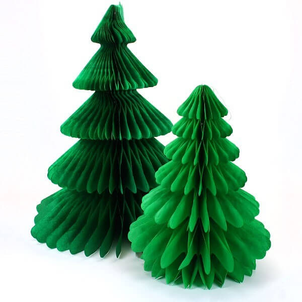 Crepe Paper Decorations Crafts