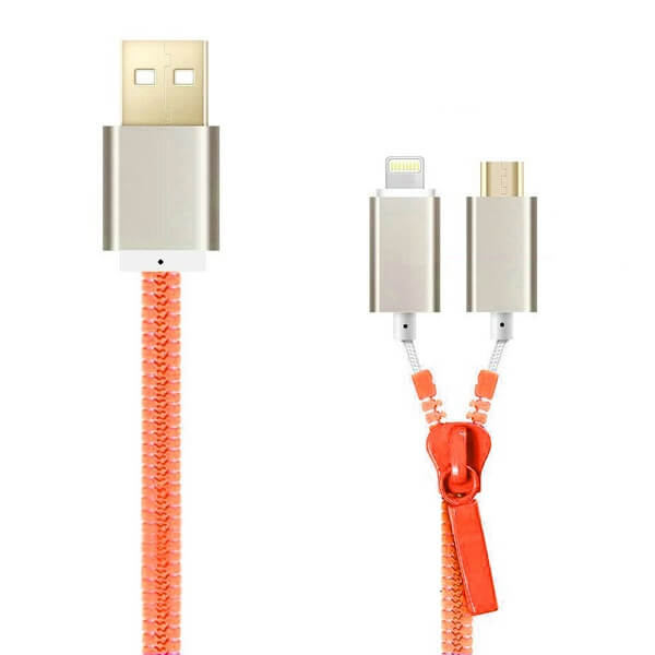 Zipper Cable bedrukken